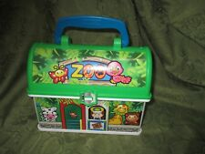 2008 Fisher Price Little People Zoo Animal Carrying Case Only Replacement Part