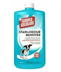 Pet Dogs Stain Odour Remover | Floor Cleaner | Urine Smell Solution