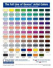 1 oz Viridian Blue 02 Genesis Heat Set Oil Paint