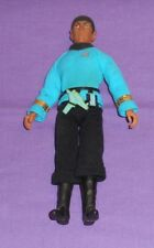 "vintage Mego Star Trek 8"" MR. SPOCK #3 with belt, phaser, and commincator"
