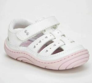 Baby Girls' Surprise By Stride Rite Didi Sneakers - White 4