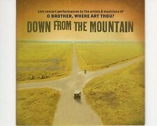 CD DOWN FROM THE MOUNTAIN	soundtrack	EU 2001 EX+ (B0028)