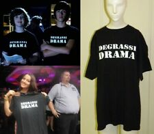 DEGRASSI screen worn prop DRAMA SHIRT no tag seems to be adult large size NOT XL