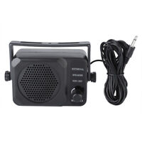 Car Extension External Speaker Mobile CB Ham Radio for Yaesu Kenwood Icom TM261