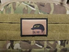 ATF Agent Meme 2x3 Tactical Hook Morale Patch 2A NRA Come and Take It