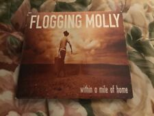 Within a Mile of Home [Digipak] by Flogging Molly (CD, 2000, SideOneDummy)