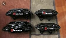 x4 Brembo Brake Caliper Sticker/Decals In Multi Colour