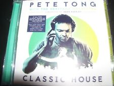 PETE TONG With the Heritage Orchestra Jules Buckley CLASSIC HOUSE CD – Like New