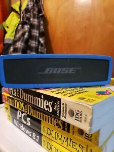 Bose SoundLink Mini Portable Bluetooth Speaker - silver - used