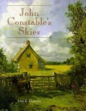 John Constable's Skies: A Fusion of Art and Science, , Thornes, John E., Very Go