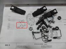 KIT REVISIONE MECCANISMO FRIZIONE FIAT 600 D-750 PITTERI 28105000