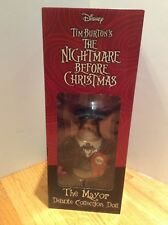 Disney Nightmare Before Christmas The Mayor Deluxe Collection Doll