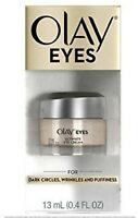 OLAY Ultimate Eye Cream for Dark Circles, Wrinkles And Puffiness 0.4 oz