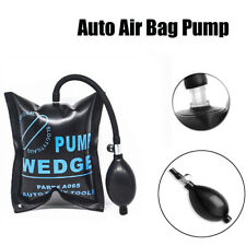 Automotive Air Pump Wedge Hand Tools Inflatable Powerful Set For Window Door