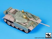 Black Dog 1/72 Iraqi T-55 Enigma Tank Conversion Set (Trumpeter) [w/PE] T72047