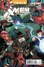 WOLVERINE AND THE X-MEN #4 VF/NM CHRIS BACHALO REGENESIS