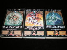Leigh Brackett : Trilogie La cycle de Skaith