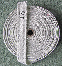 10 metre Aga / Rayburn wick roll wicking