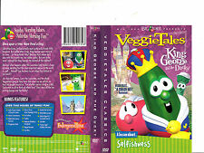 Veggie Tales:King George And The Ducky-1993/2013-TV Series USA-DVD
