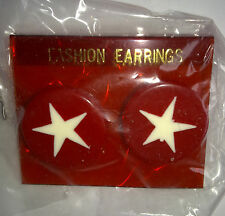 25c0074 Kunstsoff FASHION EARRINGS 189 SuperStar