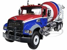 MACK GRANITE MP CONCRETE MIXER 1/34 DIECAST MODEL BY FIRST GEAR 10-3995