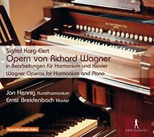 Jan Hennig [art harmonium] - Sigfrid Karg-Elert: Wagner Operas for [CD]
