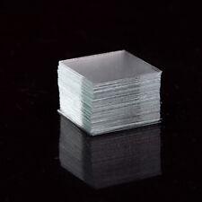 100 pcs Glass Micro Cover Slips 18x18mm - Microscope Slide CoverODWA