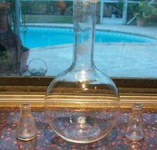 Vintage Pyrex Flasks