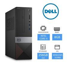 DELL Vostro 3268 MEJOR PC de sobremesa SFF Intel Core i5-7400,8gb RAM,256gb SSD