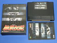 FATAL FURY 1 Garou Densetsu SNK Neo Geo AES ROM Import Japan 19000519