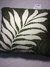 Tropical Afghan Throw Pillow