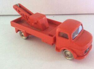 HO Lego Mercedes Tow Truck. Vintage