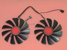 NEW FDC10U12S9-C DC12V Diameter 95MM Graphics Cooling Fan XFX RX580 RX584 RX588