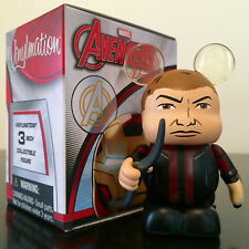 "DISNEY VINYLMATION 3"" MARVEL THE AVENGERS HAWKEYE INFINITY WAR ENDGAME FIGURE"