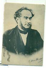 CARLO MATTEUCCI - Cartolina Commemorativa