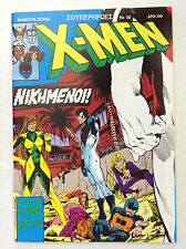 X-MEN#82 MAMOUTH GREEK COMIC MARVEL UNCANNY THOR ALPHA FLIGHT BYRNE ROMITA JR 23