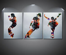 Michael Jackson This is it Art Poster Set - A4-A3-A2 Sized Sets of 3