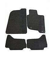 VW TIGUAN 2007 ONWARDS TAILORED RUBBER CAR MATS