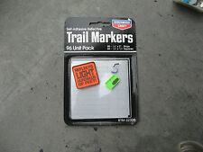 Birchwood Casey RTM 32308 SELF ADHESIVE REFLECTIVE TRAIL MARKERS 96 PACK HUNTING