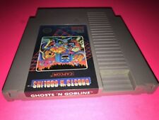 Ghosts 'n Goblins (Nintendo Entertainment System, 1986)