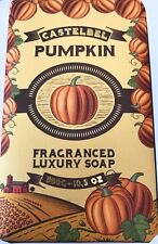 Castelbel Pumpkin Fragranced Luxury Soap Bar 10.5 Oz