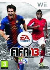 Nintendo Wii Game-FIFA 13 English with OVP