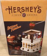 Hershey's Times Square Dessert Fondue  Set