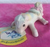 My Little Pony Rainbow First Born Porcelain Figurine 1985 Vintage (New)