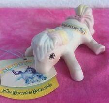 My Little Pony Rainbow First Born Porcelain Figurine 1985 Vintage (New)