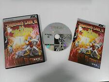DRAGON´S LAIR II LA MAQUINA DEL TIEMPO JUEGO PARA PC CD-ROM ESPAÑOL INTERACTIVE