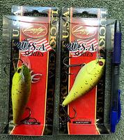 Berkley Powerbait Blade Dancer Spin WHITE 1//2 Oz Bass Fishing Lure TACKLE NOS