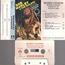 BOB MARLEY & THE WAILERS Birth of legend Featuring Peter Tosh SPANISH cassette