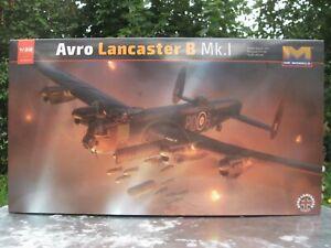 HK MODELS 1/32 AVRO LANCASTER B.Mk.I     #01E010