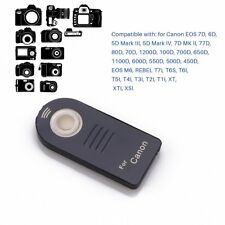 IR scatto Wireless Telecomando per CANON EOS 1100D, 600D, 550D, HOT
